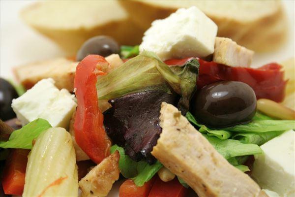 Café salad
